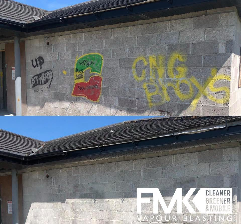eco friendly graffiti removal